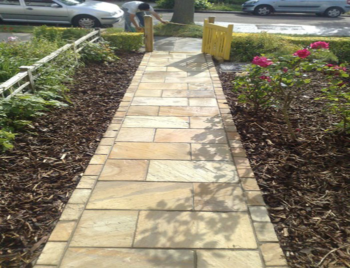 Landscaping Gallery Pictures Garden Lawn Picture