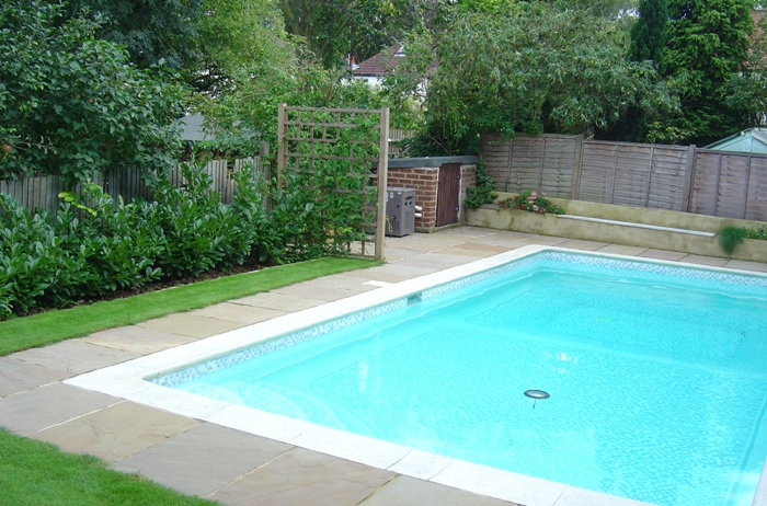 Pool coping quattro landscapingquattro landscaping for Pool design auckland