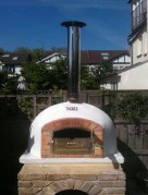 Special features pizza oven